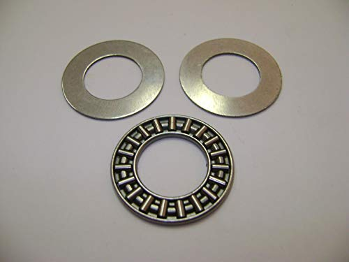 1 Thrust Washer - NMD NTA1018 Thrust Needle Roller Bearing with Two Washers 5/8