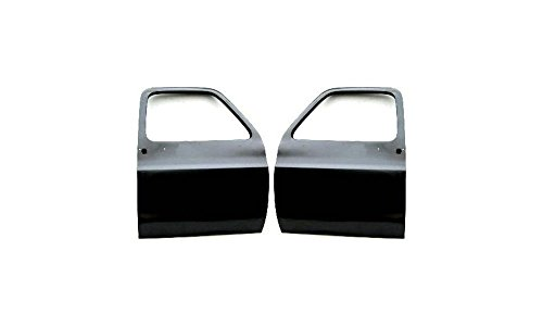 C2500 Pickup Door Shell (Door Shell for Chevrolet Full Size Pickup / Suburban 73-76 Front RH and LH Set of 2)