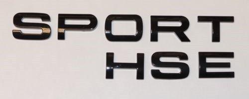 range rover evoque letters - 9