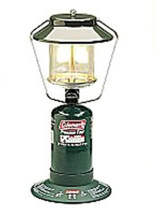 Amazon com : Coleman 2 Mantle Propane Lantern : Propane Camping