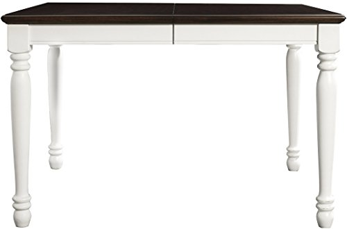 Crosley Furniture KF20001-WH Shelby 7-Piece Dining Set, White by Crosley Furniture (Image #9)