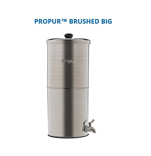 Propur BRUSHED BIG with 2-ProOne 7'' G2.0 filters by ProPur