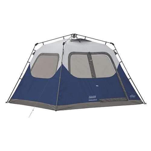 Coleman 6-Person Instant Tent - Cover Tent Coleman