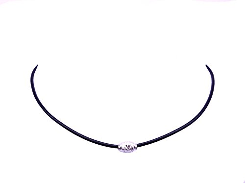 Cozylife Choker Necklace Leather Necklaces