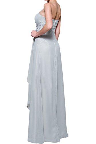 Fest Party Hochtaille Hochzeit Ivydressing Elegant Abendkleid Promkeider Quinceanerakleider Bolero Damen Brautbegleiterin Lila EwqcwBOIX