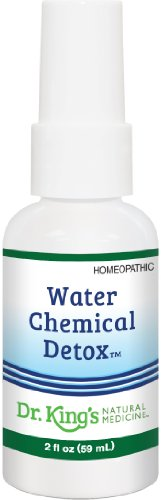 Dr. King's Natural Medicine Water Chemical Detox, 2 Fluid Ounce