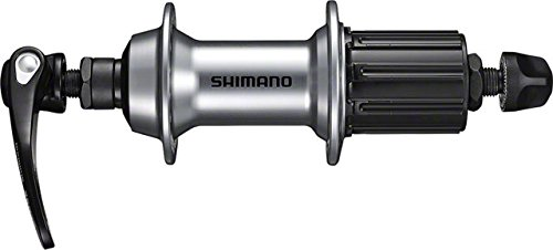 Shimano RS400 10/11-Speed 36h Rear Hub, Silver