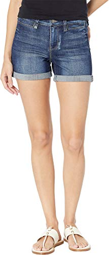Liverpool Women's Vickie Welt Pockets Shorts Castle 6 3
