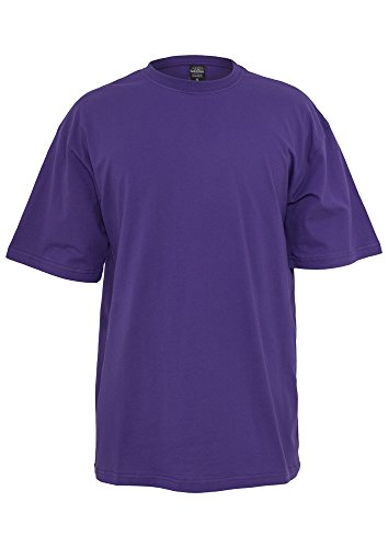 TB006 'Urban Classics' T-Shirt Tall Tee M-6XL (Various Colours), Größe:XXL;Farbe:purple