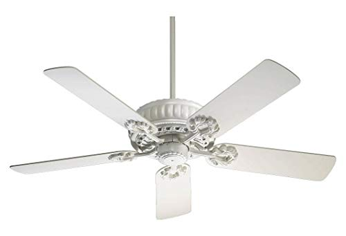 Studio White Ceiling Fan ()