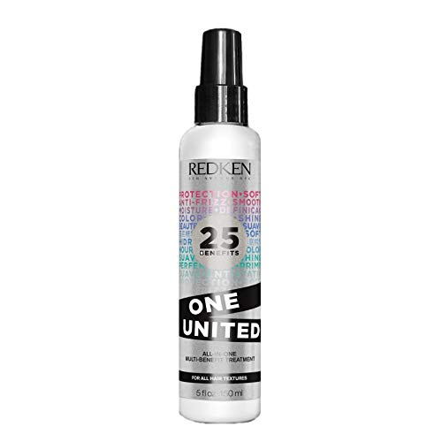 Redken Unisex One United Multi Benefit Hair Treatment, 5 Ounce