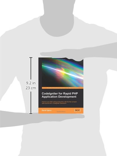 Buy codeigniter for rapid php application development book online at buy codeigniter for rapid php application development book online at low prices in india codeigniter for rapid php application development reviews fandeluxe Image collections