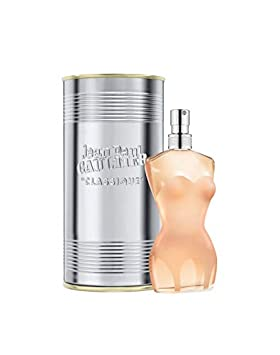 Jean Paul Gaultier Classique Eau de Toilette Spray for Women, 100 ml