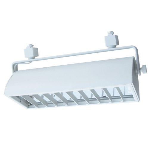Elco Lighting ET218W Line Voltage Wall Wash Biax Fixture - (2) 18W Lamps