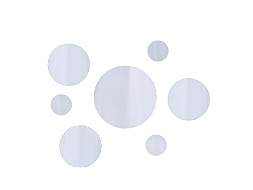 Price comparison product image Elements Round Wall-Mount Mirror,  Set of 7,  Assorted Sizes