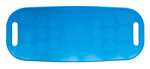 Simply Fit 30046 The Abs Legs Core Workout Balance Board (Blue) Stand Balance Board