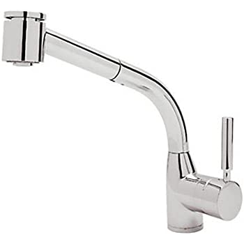 Rohl R7903lmapc Single Hole Side Metal Lever Country