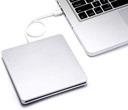 KJRJFD USB 3.0とDVD CDドライブのキャッシュとWindowsのノートパソコンデスクトップPCネットブックオールインワンと互換性のある型-CインターフェースD-RWバーナー、