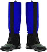 LIOOBO Climbing Shoes Cover Waterproof Leg Cover Outdoor Hiking Walking Hunting Snow Legging Gaiters