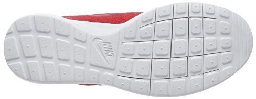 Nike Herren Roshe NM Flyknit Turnschuhe, Schwarz Rot (University Red/University Red/White)