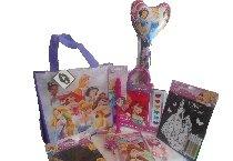 Contains Princess Baton Princess Sponge Princess Markers Princess Recorder Princess product image