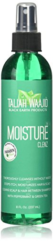 Taliah Waajid Black Earth Products Moisture Clenz, 8 Ounce