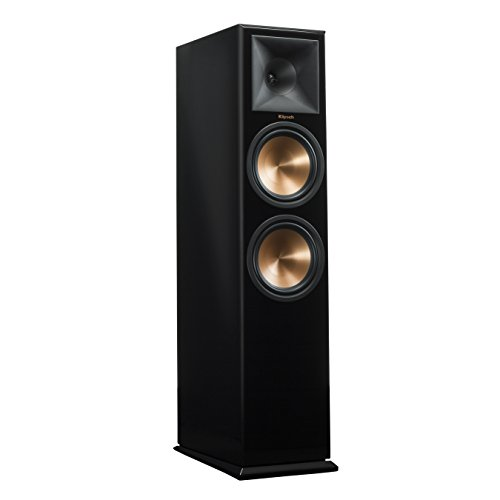 Klipsch RP-280F Piano Black Floorstanding Speaker (Each) by Klipsch