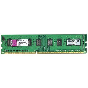 Kingston ValueRAM KVR1333D3/4GR 4GB DDR3 RAM PC3-10600 240-Pin DIMM