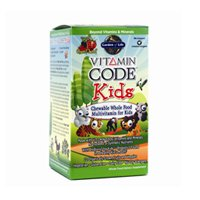 Garden of Life - Vitamin Code Kids Whole Food Multivitamin Cherry Berry