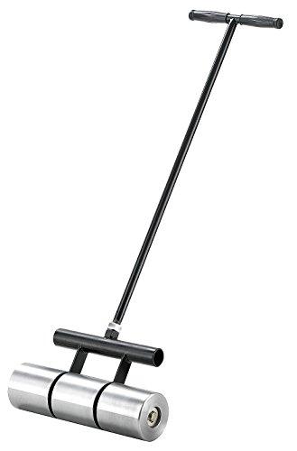 Westward 13P505 Linoleum Roller, 75 lbs, Steel by WestWard Tools