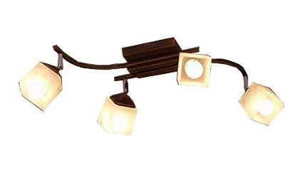 APM Zara MZ-4 - Lámpara de techo de diseño (1 focos): Amazon ...