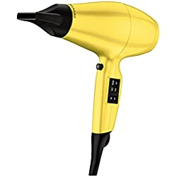 Infiniti Pro by Conair 1875 Watt Compact Pro AC Motor Styling Tool / Hair Dryer; Yellow