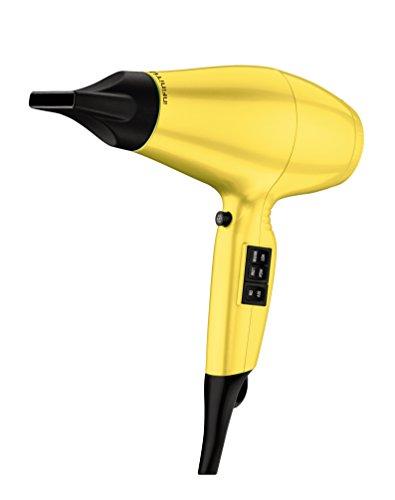 INFINITIPRO BY CONAIR 1875 Watt Compact Pro AC Motor Styler Hair Dryer Yellow
