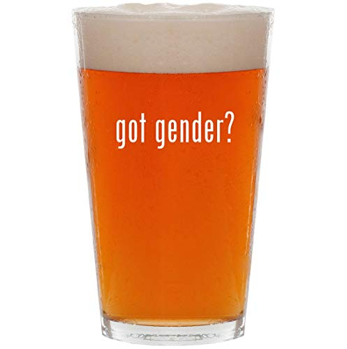 got gender? - 16oz All Purpose Pint Beer Glass (Best Chinese Baby Gender Predictor)