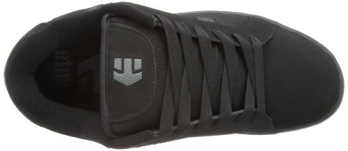 Etnies Mens Fader LS Shoes Footwear,Black Dirty Wash,11