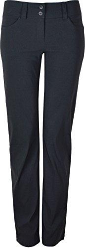 El Cm Elásticos De Mujer Interior Con 2 La 78 Ideal Botones En Negro Pierna Delantera Para Pantalones Parte 74 Trabajo; UqdpnSPP
