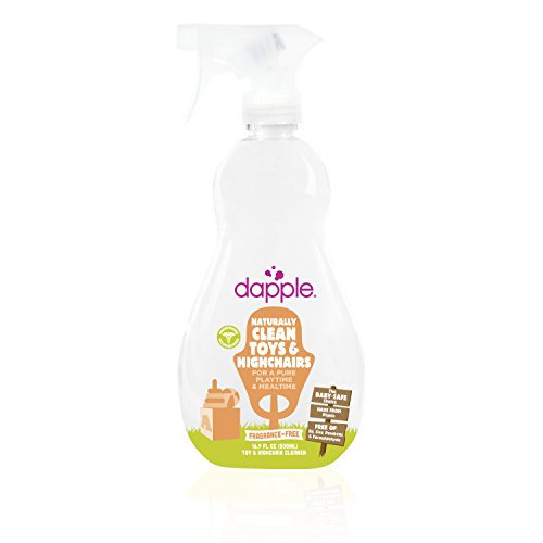 dapple-natural-toy-and-highchair-cleaner-fragrance-free-spray-169-fluid-ounce