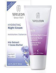 (2 Pack) - Weleda - Iris Hydrating Night Cream | 30ml | 2 PACK BUNDLE