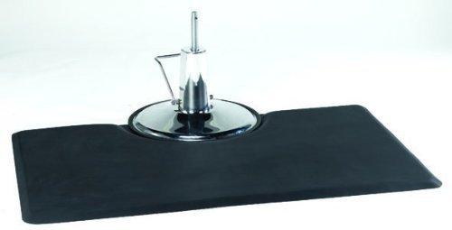 """Rectangle 5'x3' 1/2"""" Thick Barber Salon Anti Fatigue Floor Mat Beauty Supplier"""