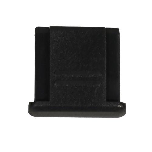 Foto&Tech Standard Hot Shoe Cover Cap for Nikon D5 D500 D750 D5600 D5500 D5300 D3400 D3300 D3200 D5200 D5100 D7200 D7100 D7000 D60 D80 D90 D600 D610 D810 D800 D800E, Coolpix P7800, Coolpix 8800