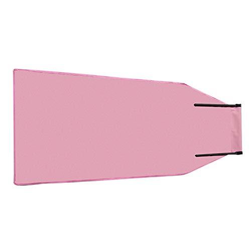 Homemust - Silla de Viaje portatil, colchoneta de Yoga, Silla compacta compacta y Liviana para el Lobby, Silla de Picnic Plegable, Mochila Plegable y Plegable en una Bolsa para Exteriores
