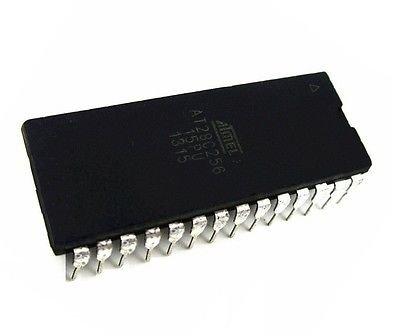 5 PCS IC AT28C256 AT28C256-15PU DIP-28 NEW