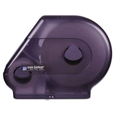 SJMR6500TBK - Quantum Roll Dispenser w/Stub Roll Compartment