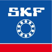 (SKF SYH 1.1/2 FM Pillow Block Ball Bearing, 2 Bolts, Normal-Duty, Eccentric Locking Collar, Contact Seals, Cast Iron, Inch, 1-1/2