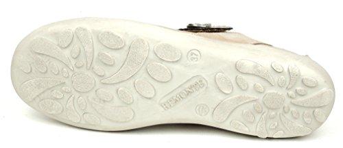 Donna Ballerine clay/cigar beige, (clay/cigar) R173962
