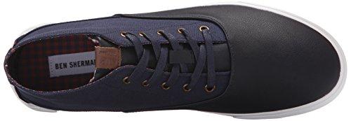 Ben Sherman Mens Pete Fashion Sneaker Navy 0VHO2