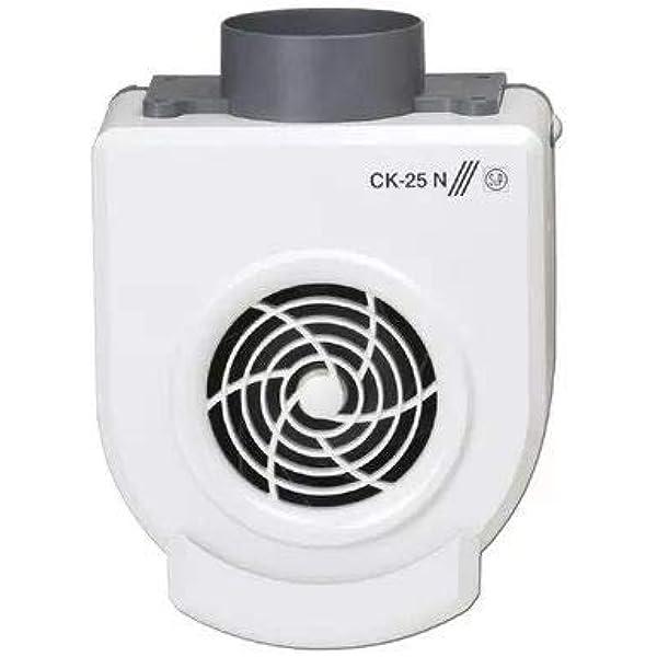 S & p ck - Extractor cocina ck-25n 230v 50hz 2250rpm: Amazon.es: Hogar