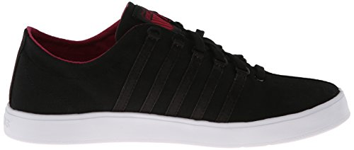 K-Swiss Women's The Classic Lite T Black/Berry for sale cheap authentic LmXwXcX1a8