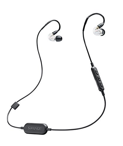 Price comparison product image Shure SE215-CL-BT1 Wireless Sound Isolating Earphones