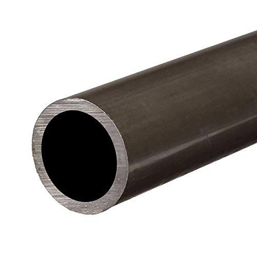 Online Metal Supply Steel DOM Round Tube 2.00 OD x 0.25 Wall x 1.5 ID x 48 inches